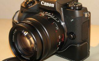Test des Objektivs 7Artisans 35mm f/0.95